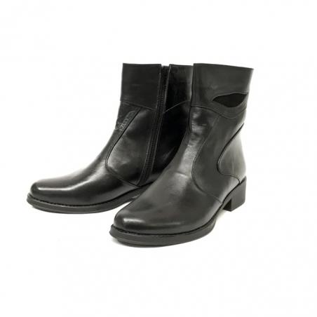 Pantofi eleganti din piele intoarsa PD5