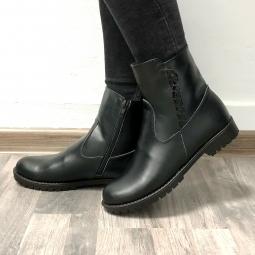 Pantofi eleganti din piele naturala PD28