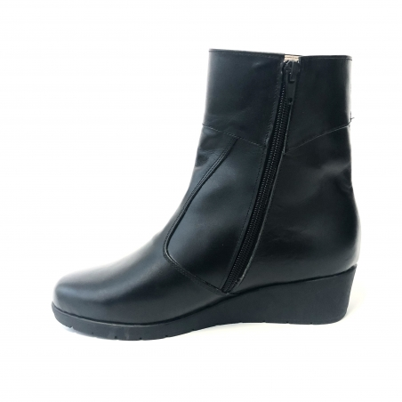 Sandale joase de dama 75 bej din piele naturala