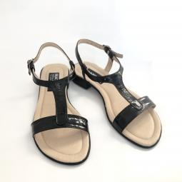 Sandale joase de dama 75Negru