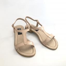 Sandale joase de dama 201Negru