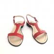 Sandale joase de dama 80 negre din piele naturala