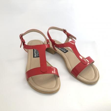 Sandale dama bej joase 80 din piele naturala