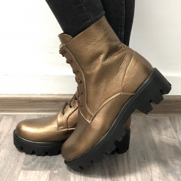 Pantofi casual barbati, 316 negri, din piele naturala