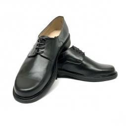 Pantofi casual barbati, negri 81, din piele naturala