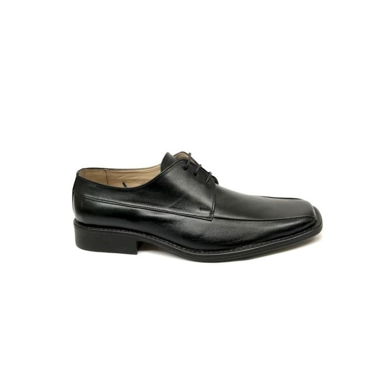 Pantofi barbati negri eleganti piele naturala