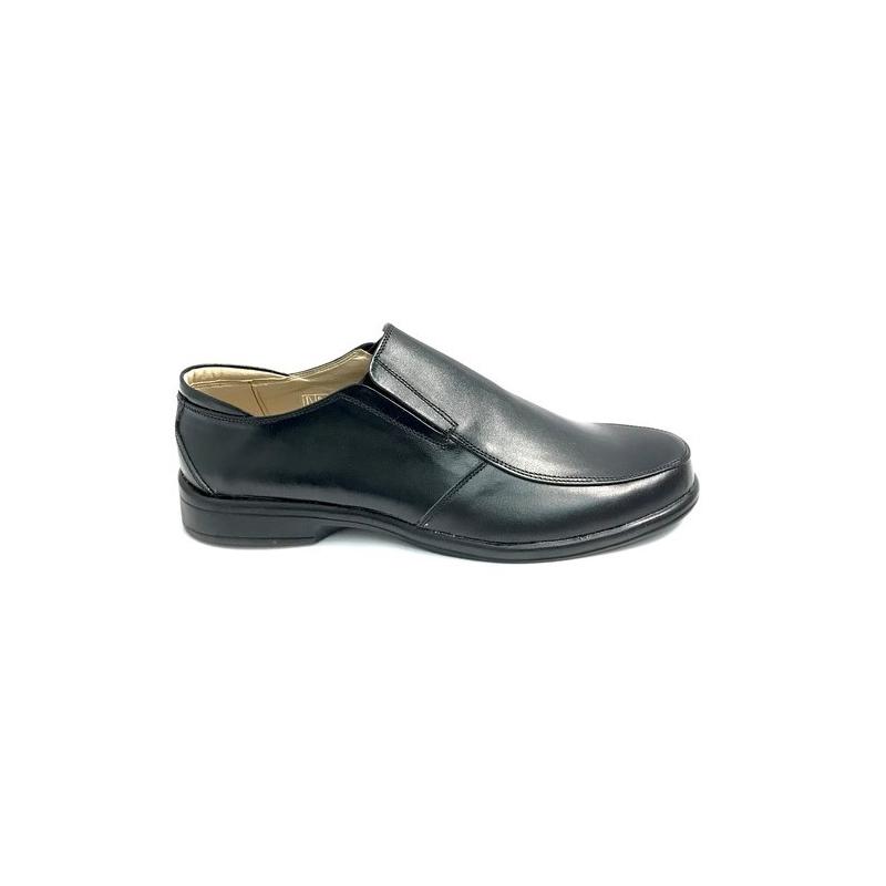 Pantofi barbati sport casual negri piele naturala
