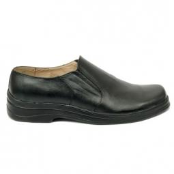 Pantofi dama sport 14 negri, cu elastic, din piele naturala