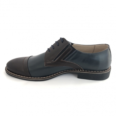Pantofi de dama eleganti 60 negri, din piele naturala