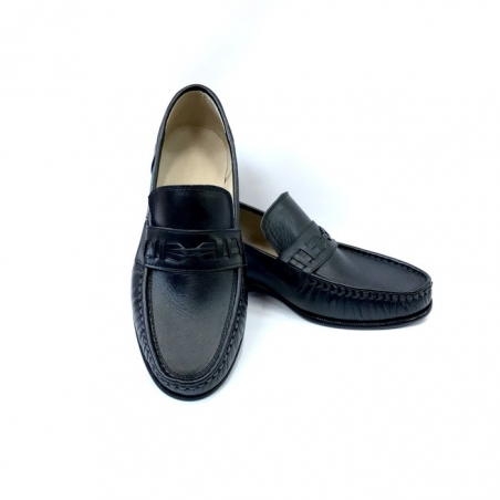 Pantofi dama casual, 52 negri, din piele naturala