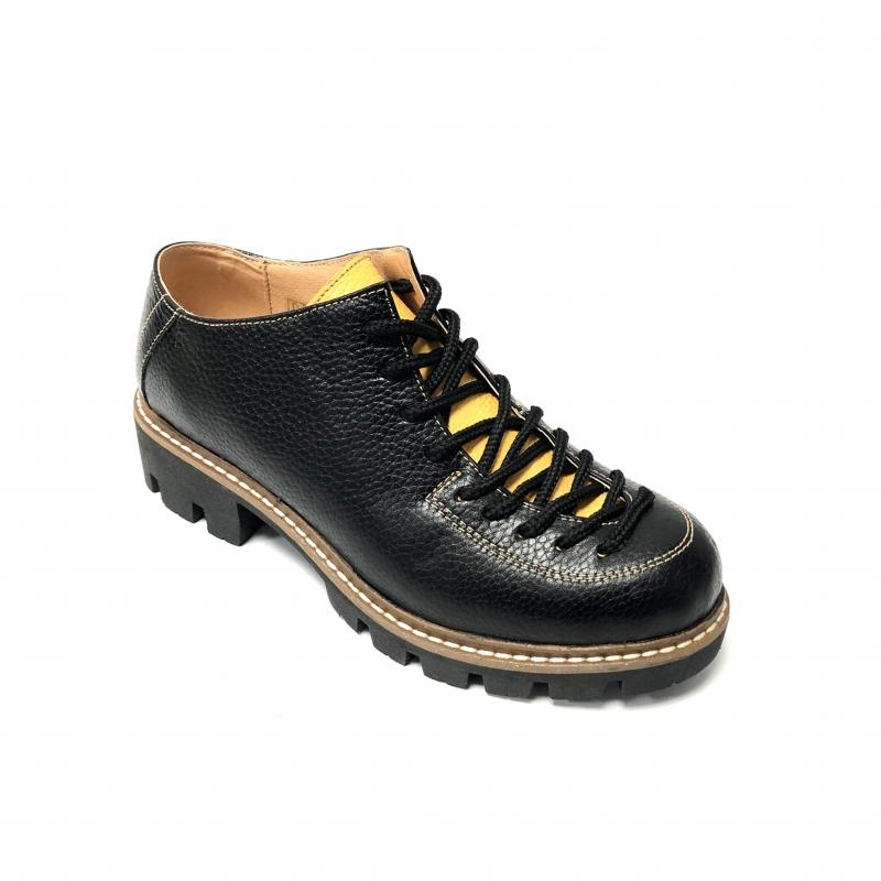 Pantofi casual albastri barati din piele