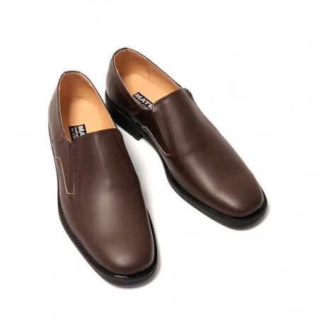Pantofi barbati casual maro piele naturala
