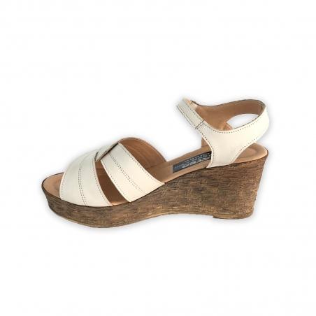 Sandale Dama Rosii din Piele Lacuita Joase 16RL